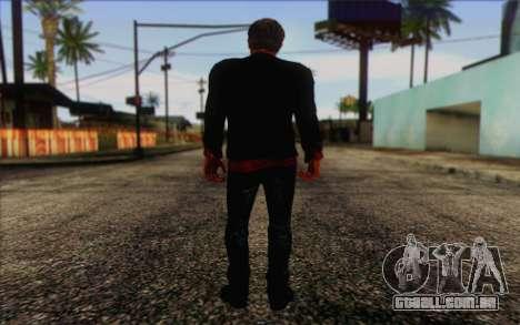 Hoyt Volker (Far Cry 3) para GTA San Andreas segunda tela
