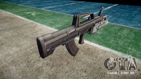 Máquina QBZ-95-GL icon3 para GTA 4 segundo screenshot
