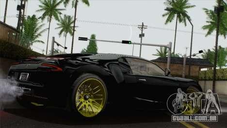 GTA 5 Adder para GTA San Andreas esquerda vista