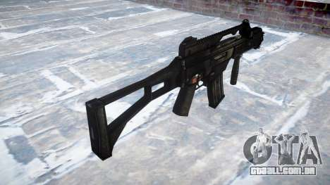 Rifle de assalto HK G36C para GTA 4 segundo screenshot