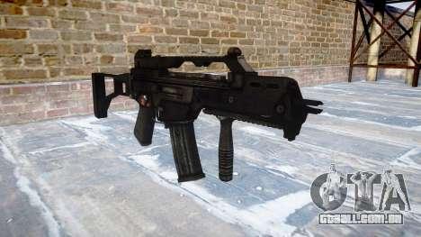 Rifle de assalto HK G36C para GTA 4