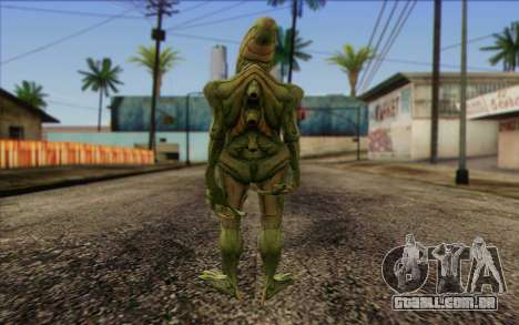 Alien from GTA 5 para GTA San Andreas segunda tela