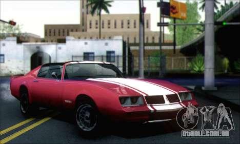 GTA 5 Phoenix para GTA San Andreas