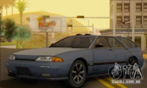GTA 5 Stratum para GTA San Andreas vista interior