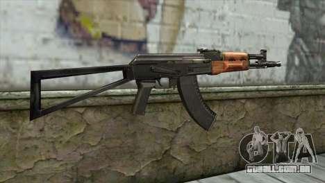 AK-105 para GTA San Andreas segunda tela