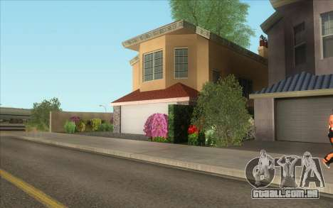 Nova casa, em Las Venturas para GTA San Andreas