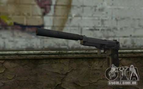 M9A1 Beretta from Spec Ops: The Line para GTA San Andreas