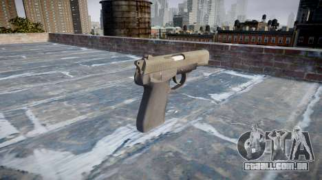 Arma QSZ-92 para GTA 4 segundo screenshot