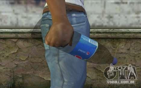 Nuclear Pepsi para GTA San Andreas terceira tela