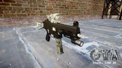 Arma UMP45 Benjamins para GTA 4