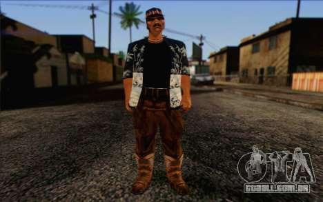 Cartel from GTA Vice City Skin 2 para GTA San Andreas
