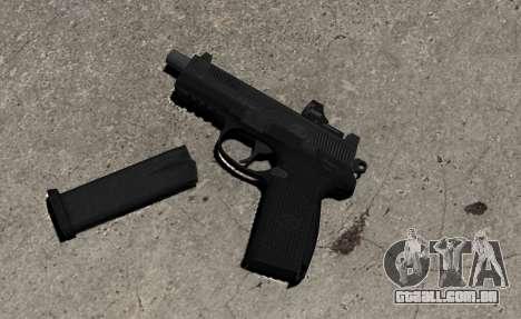 Arma FNP-45 para GTA 4