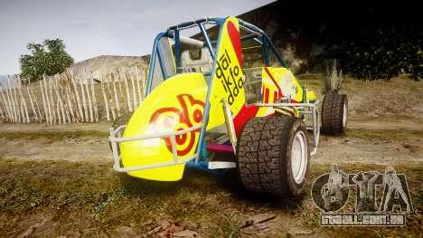 Larock-Sprinter Dalikfodda para GTA 4 traseira esquerda vista