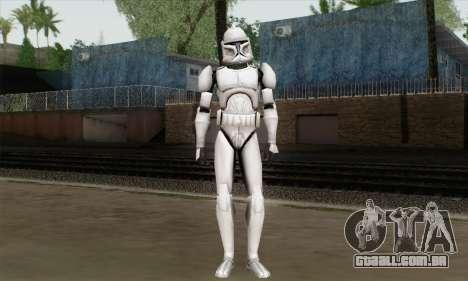 Star Wars Clone para GTA San Andreas