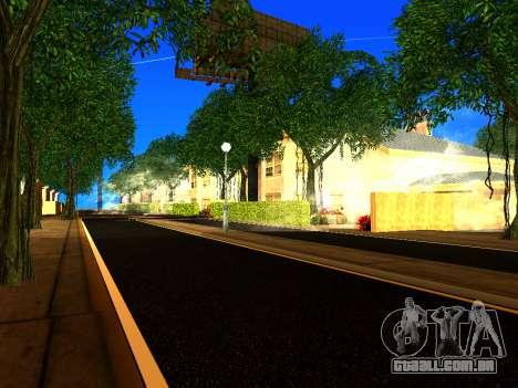 Relax City para GTA San Andreas