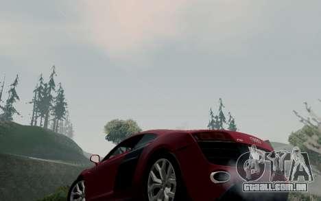 ENBSeries For Low PC v3.0 (SA:MP) para GTA San Andreas quinto tela