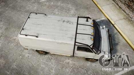 Kessler Stowaway Rusty para GTA 4 vista direita
