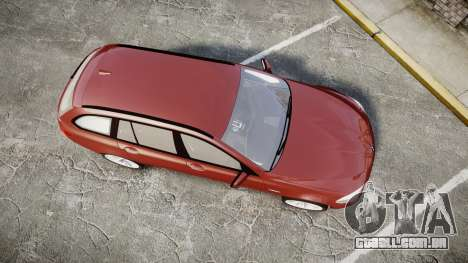 BMW 530d F11 para GTA 4 vista direita