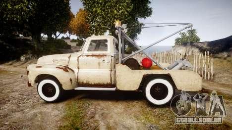DMG Titan [EPM] Rusty para GTA 4 esquerda vista