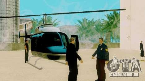 O renascimento de todas as delegacias de polícia para GTA San Andreas terceira tela