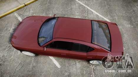 Bravado Buffalo SRT para GTA 4 vista direita