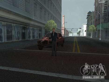 Áreas de troca de gangues e armas para GTA San Andreas segunda tela