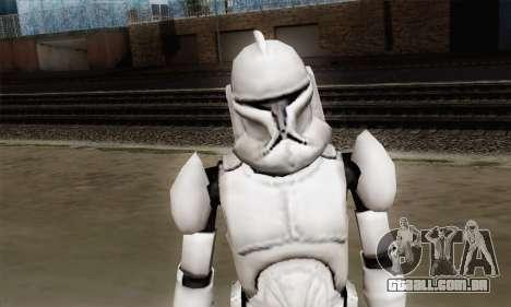 Star Wars Clone para GTA San Andreas terceira tela