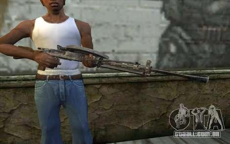 ДПМ (Battlefield: Vietnam) para GTA San Andreas terceira tela