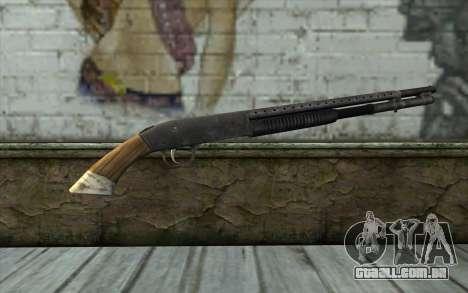 Mossberg 500 from Battlefield: Vietnam para GTA San Andreas segunda tela
