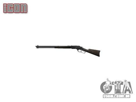 Rifle Winchester Modelo 1873 icon1 para GTA 4 terceira tela