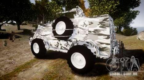 GAZ-3937 Vodnik para GTA 4 esquerda vista