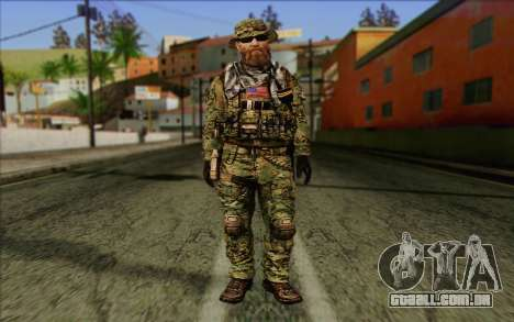 Dusty MOHW from Medal Of Honor Warfighter para GTA San Andreas