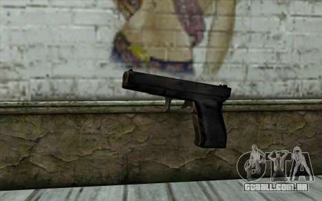 Glock from Beta Version para GTA San Andreas