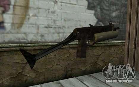 PP-M para GTA San Andreas segunda tela