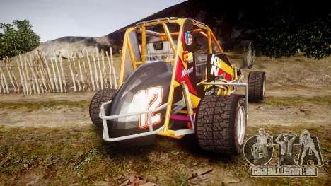 Larock-Sprinter K&N para GTA 4 traseira esquerda vista