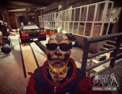 Garagem com novo interior Alcalinas para GTA 4