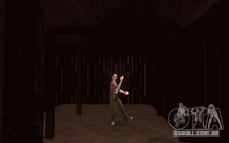 Na Verdade para GTA San Andreas terceira tela