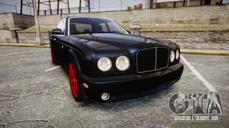 Bentley Arnage T 2005 Rims4 para GTA 4