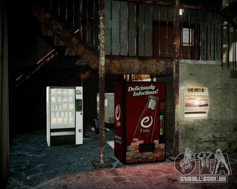 Garagem com novo interior Alcalinas para GTA 4 sétima tela