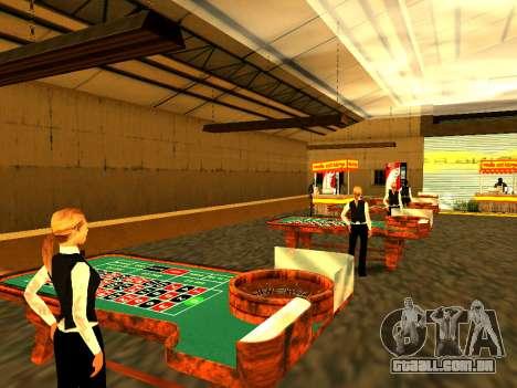 Relax City para GTA San Andreas décimo tela