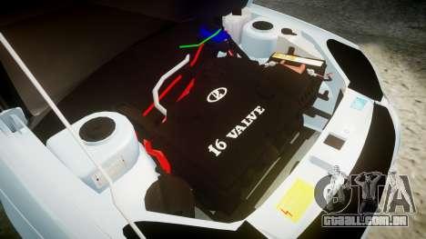 ВАЗ-2170 Instalado Antes do para GTA 4 vista lateral