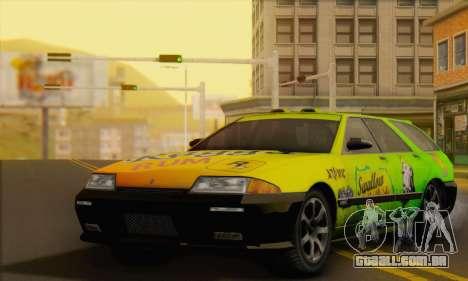 GTA 5 Stratum para GTA San Andreas interior