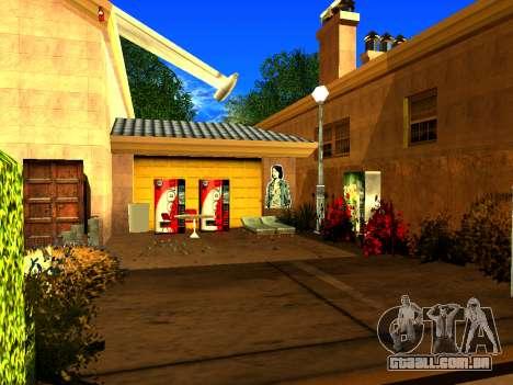 Relax City para GTA San Andreas décima primeira imagem de tela