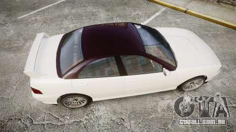 Dinka Chavos HSX para GTA 4 vista direita