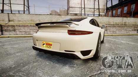 Ruf RGT-8 para GTA 4 traseira esquerda vista