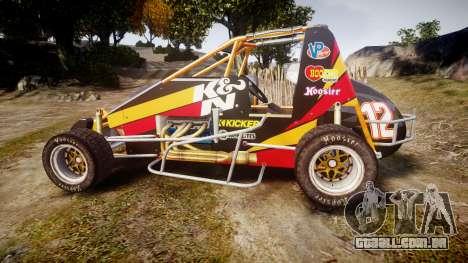 Larock-Sprinter K&N para GTA 4 esquerda vista