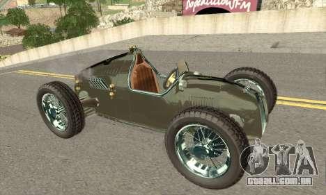 Audi Type C 1936 Race Car para GTA San Andreas