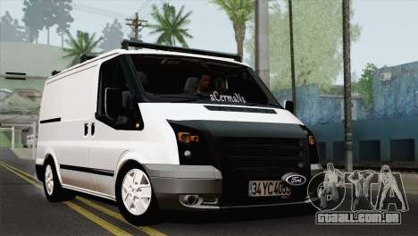 Ford Transit ACERMANS RC para GTA San Andreas