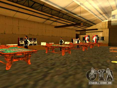Relax City para GTA San Andreas oitavo tela
