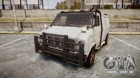 Kessler Stowaway Rusty para GTA 4